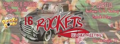 Rockets Car 2015