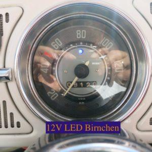 Tacho mit LED 3