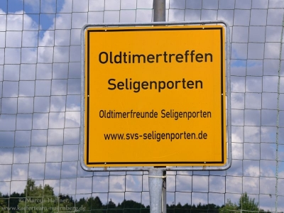 2014 - Oldtimertreffen Seligenporten