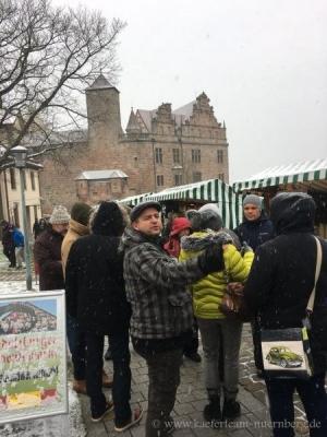 2017 - Weihnachtsfeier/Cadolzburg