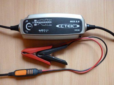 Ctek-Ladegeraet1